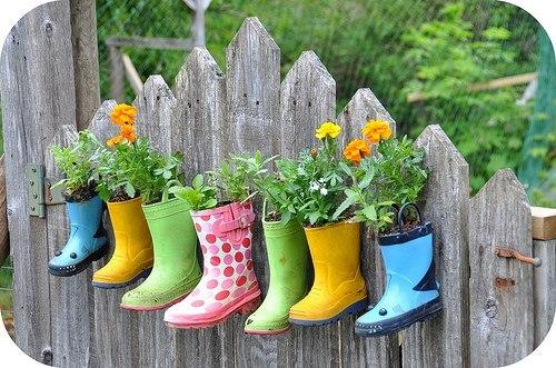 Ideas de como decorar un jardin - Ideas para decorar un jardin ...
