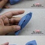 Como hacer un lazo fieltro o papel