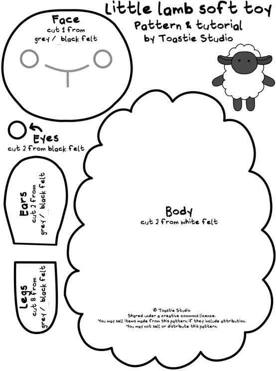 Como hacer una mascara en foamy de oveja - Imagui