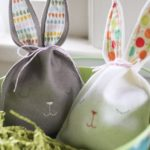 Como hacer dulceros de conejo para recuerdos infantiles