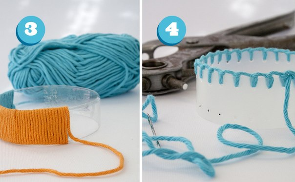 gran venta comprar popular venta caliente online Como hacer pulseras con estambre y botellas de plástico