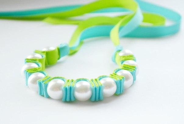 Ideas de pulseras con cintas