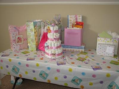 C mo decorar la mesa de un baby shower for Como decorar mesa de postres para baby shower