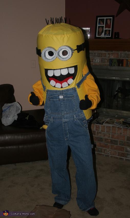 disfraces de los minions para halloween 6
