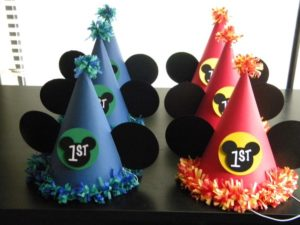 Gorros de Mickey mouse para fiestas (1)