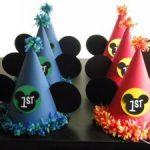 Gorros de Mickey mouse para fiestas