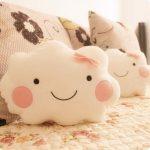 Ideas de almohadas con forma de nube