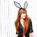 Ideas de bricolaje para Halloween orejas de conejo de encaje