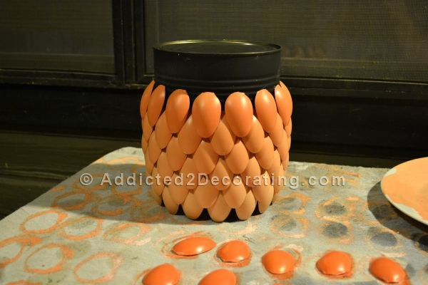 Ideas para decorar macetas con cucharas de plastico - Como decorar macetas ...