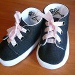 Moldes para hacer botas para bebe