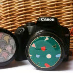 Como decorar tu cámara canon muy fácil