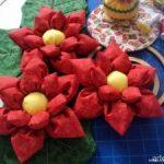 Patrones de Flores de Nochebuena