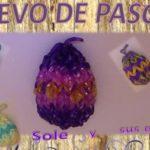 Como hacer huevos de pascua con gomitas