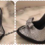 Como hacer zapatos de tacón con goma eva o foamy